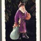 Hallmark Ornament ~ Merry Olde Santa 1995 ~ Merry Olde Santa series