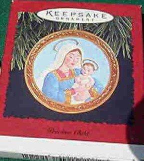 Hallmark Ornament ~ Precious Child 1996