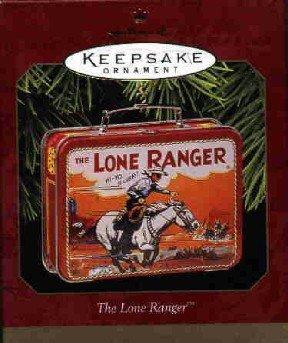 Hallmark Ornament ~ The Lone Ranger Lunchbox 1997