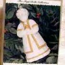 Hallmark Ornament ~ Melchior (Gold) 1996 ~ Showcase Magi Bells Collection