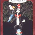 Hallmark Ornament ~ The Cat in the Hat 1999 ~ Dr. Seuss Books series