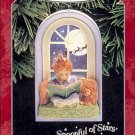 Hallmark Ornament ~ A Christmas Eve Story 1998 ~ Becky Kelly