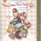 The Cherry on Top ~ Elf Babies Ornament Cross-Stitch & Bead Kit