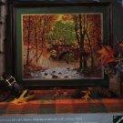 Autumn Bridge ~ Needlepoint Kit
