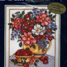 Country Floral ~ Cross-Stitch Kit