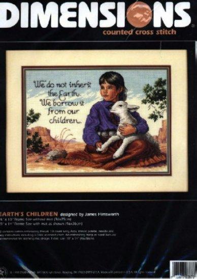 Earths Children ( Southwest ) ~ Cross-Stitch Kit
