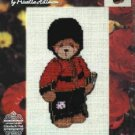 Gordon ~  U.K. ~ Cherished Teddies ~ Cross-Stitch Kit