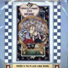 There's No Place Like Home Cross-Stitch Kit ~ Bunnies