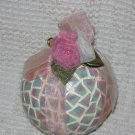 Pastel Mosiac Ornament