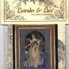Queen Anne's Lace ~ Lavender & Lace Victorian Designs ~ Cross-Stitch Chart