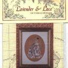 The Bride ~ Lavender & Lace Victorian Designs ~ Cross-Stitch Chart