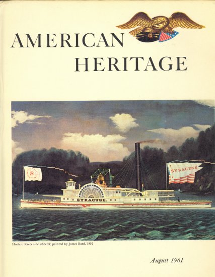 American Heritage Book ~ August 1961