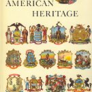 American Heritage Magazine Book ~ April 1960 ~ XI 3