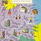 Germany ~ Around the World Program Book ~ 1960