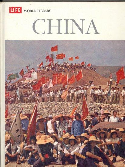 China ~ Life World Library Book ~ 1963