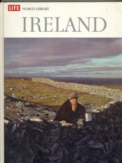 Ireland ~ Life World Library Book ~ 1964