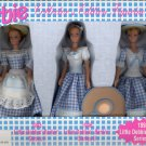 Little Debbie ~ 1997 Barbie Collector's Edition Figurine Set ~ series III