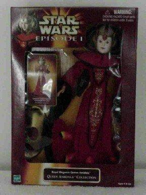Royal Elegance Queen Amidala Doll 1998 ~ Star Wars Episode 1