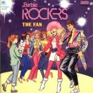 Barbie and the Rockers The Fan Book ~ 1987 ~ Mint