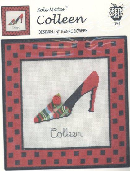 Colleen ( Shoe ) ~ Cross-stitch Chart