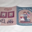 Land That I Love ~ Decorative Painting Booklet ~ 1987