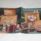 Memories We Have Shared and Loved ~ Decorative Painting Booklet ~ 1987