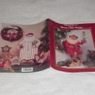Merry Olde Santa ~ Decorative Painting Booklet ~ 1992