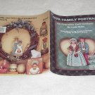 Our Family Portrait ~ Decorative Painting Booklet 1986