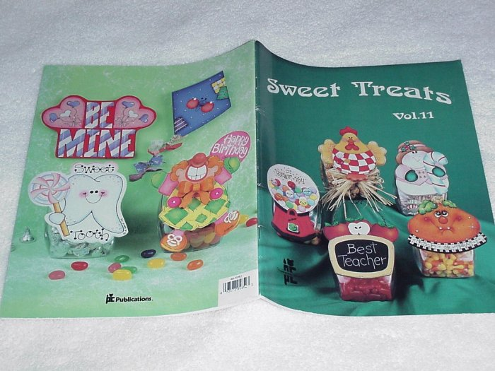 Sweet Treats Vol 2 ~ Decorative Painting Booklet ~ 1993