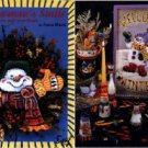 A Snowman's Smile Can Melt Your Heart ~ Decorative Painting Book
