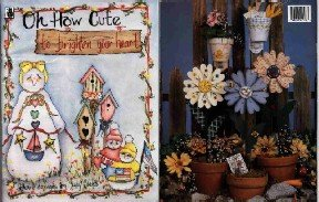 Oh How Cute to brighten your heart ~ Decorative Painting Book