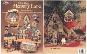 Tolin' Along Memory Lane ( Victorian Houses) ~ Decorative Painting Book