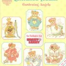 Cherished Teddies Gardening Angels ~ Cross-stitch Chart