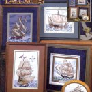 Historic Tall Ships ~ Cross-stitch Chart