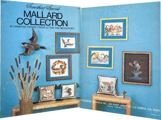 Mallard Collection ~ Cross-Stitch Chart 1983