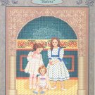 Sisters ~ Cross-stitch Chart