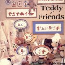 Teddy n' Friends Cross-Stitch Chart 1984