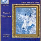 Winter Unicorn ~ Cross-stitch Chart