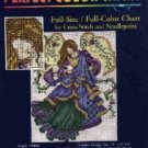 Angel ~ CHART for Cross-Stitch and Needlepoint