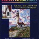 Lighthouse ~ CHART for Cross-Stitch and Needlepoint