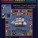 Nautical ~ CHART for Cross-Stitch and Needlepoint