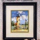 Telegraph Hill Lighthouse ( Marty Bell ) ~ Cross-Stitch CHART