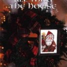 All Thru the House ~ Christmas ~ Cross-Stitch Book