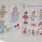 Cherished Teddies ~ Circus on Parade ~ Cross-Stitch Book