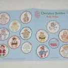 Cherished Teddies ~ Roly Polys ~ Cross-Stitch Book