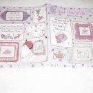 Red Hattitude by Dianna Marcum ~ Cross-Stitch Book