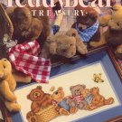 Teddy Bear Treasury ~ Cross-stitch Book 1997