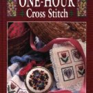 One - Hour Cross Stitch ~ Hardcover Book
