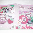 Strawberry Shortcake Frames & Keepsakes Plastic Canvas ~ 2004