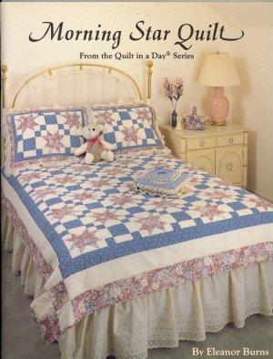 Morning Star Quilt ~ Book 1988